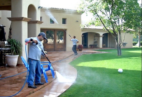 power washing in mcallen